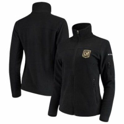 Columbia コロンビア スポーツ用品  Columbia LAFC Womens Black Give & Go Full-Zip Jacket