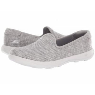 SKECHERS Performance スケッチャーズ レディース 女性用 シューズ 靴 スニーカー 運動靴 Go Walk Lite Enchantment Grey【送料無料】