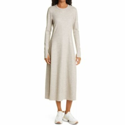 ラグandボーン RAG and BONE レディース ワンピース ワンピース・ドレス Yan Long Sleeve Wool Sweater Dress Oatmeal