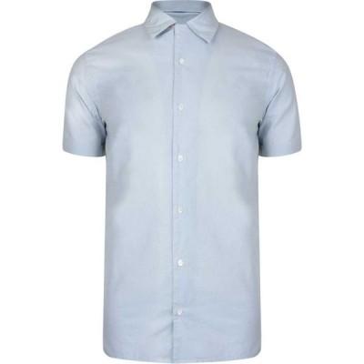 ポールスミス PS BY PAUL SMITH メンズ シャツ トップス Casual Fit Ripstop Cotton Shirt Sky Blue