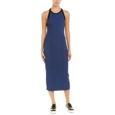 ラグアンドボーン レディース ワンピース トップス rag & bone Brandy Maxi Dress blue