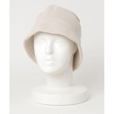 nano・universe / RACAL/別注 Cotton Knit Bucket Hat 2 MEN 帽子 > ハット