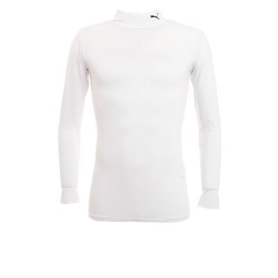 プーマ(PUMA)サッカー ウェア メンズ コンプレッションモックネックシャツ 65633104 インナー アンダー シャツ 長袖