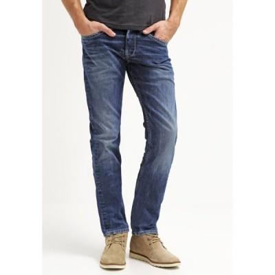 ペペジーンズ デニムパンツ メンズ ボトムス CASH - Straight leg jeans - z23