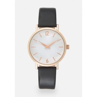 エブンアンドオッド 腕時計 レディース アクセサリー Watch - black