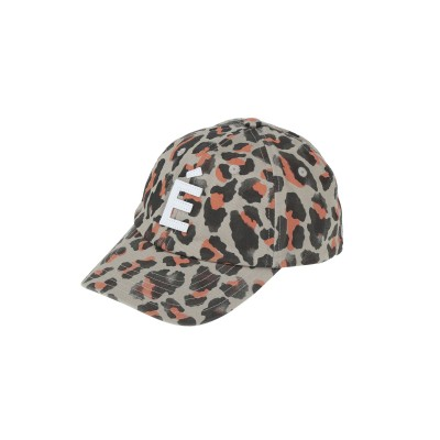 ÉTUDES 帽子 ドーブグレー one size コットン 100% 帽子
