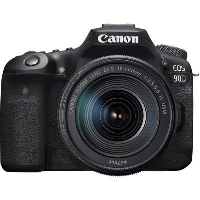 キヤノン Canon EOS 90D EF-S18-135 IS USM レンズキット EOS90D18135ISUSMLK