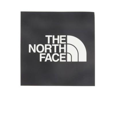 ノースフェイス(THE NORTH FACE)TNF スクエアロゴステッカー NN32014 K