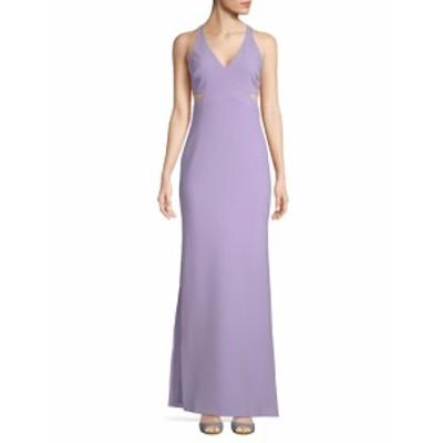 ライクリー レディース ワンピース Fullerton Solid Gown