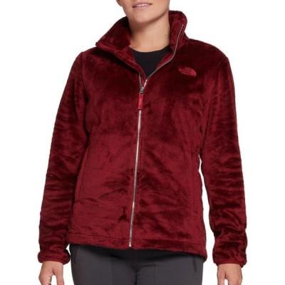 ザ ノースフェイス The North Face レディース フリース トップス Osito Fleece Jacket Pomegranate