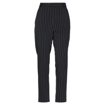 リュー ジョー LIU •JO パンツ ブラック 44 レーヨン 91% / ポリウレタン 7% / ポリエステル 2% パンツ