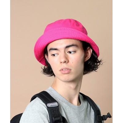 THE BAREFOOT / 【 NEWHATTAN / ニューハッタン 】# TWILL BUCKET HAT ツイルバケットハット‥ MEN 帽子 > ハット