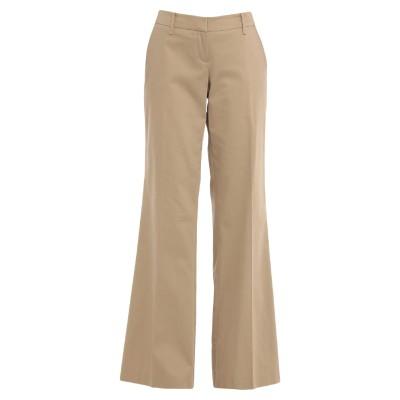 BOSS HUGO BOSS パンツ キャメル 42 コットン 97% / ポリウレタン® 3% パンツ