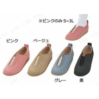 【取寄品】 センターゴムII 1023 黒 左足のみ 左足のみ4L 介護用品 福祉用品 靴 シューズ