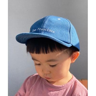 babybaby / 【GRIN BUDDY/グリンバディ】キッズ ビビッドカラーキャップ/USA Twill Cap KIDS 帽子 > キャップ