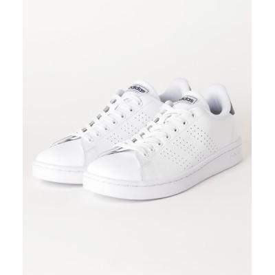 ASBee / adidas アディダス ADVANCOURT LEA U(アドバンコートレザーU) MEN シューズ > スニーカー