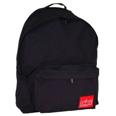 Manhattan Portage デイパック・バックパック Big Apple Backpack   Black