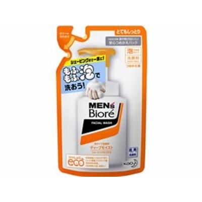 KAO/メンズビオレ 泡タイプディープモイスト洗顔 つめかえ用 130ml