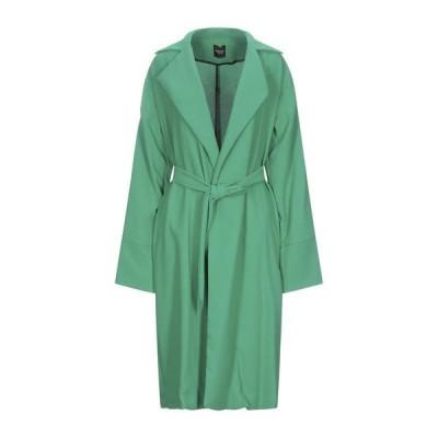 MEM.JS ライトコート ファッション  レディースファッション  コート  その他コート グリーン