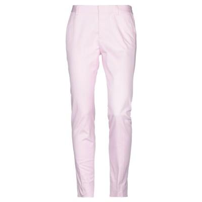 ディースクエアード DSQUARED2 パンツ ピンク 40 コットン 97% / ポリウレタン 3% パンツ