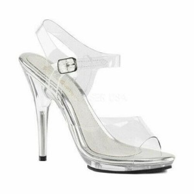 Fabulicious  ファッション サンダル Fabulicious Womens  Poise 508 Ankle-Strap Sandal