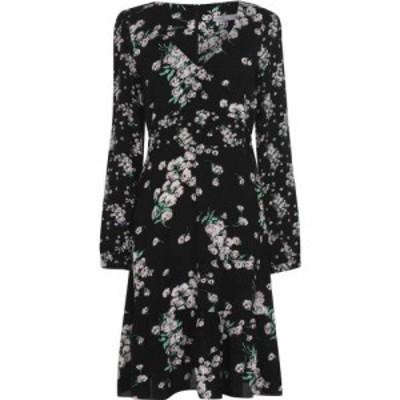 オアシス Oasis レディース ワンピース スケータードレス ワンピース・ドレス Dandelion Skater Dress Multi Black