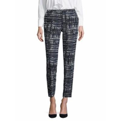 エスカーダ レディース パンツ Print Straight-Leg Pants
