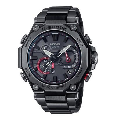 カシオ G-SHOCK(ジーショック)MT-G ソーラー 電波 メンズ 腕時計 MTG-B2000BDE-1AJR