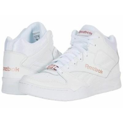 リーボック レディース スニーカー シューズ Royal BB4500 Hi 2 White/Blush Metal/White