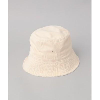 CIAOPANIC / ツイルバケットハット WOMEN 帽子 > ハット