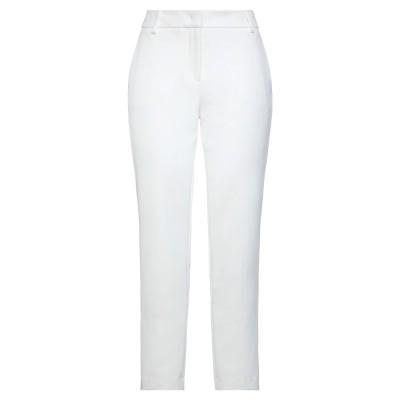 I.C.F. パンツ ホワイト 46 ポリエステル 98% / ポリウレタン 2% パンツ