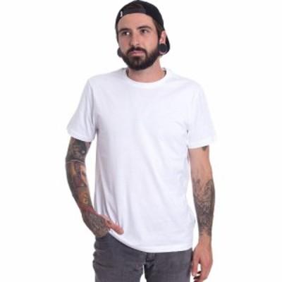 アームドエンジェルズ Armedangels メンズ Tシャツ トップス - Jaames White - T-Shirt white