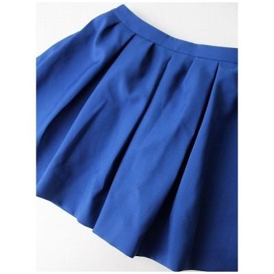 Lois CRAYON ロイスクレヨン タック フレア スカート M 2400010000690 nsg