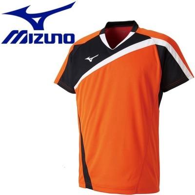 【メール便対応】ミズノ バドミントン ゲームシャツ メンズ レディース 72MA800553