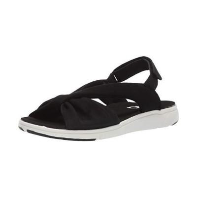 Ryka Women's MACY Sandal, Black, 8 M US
