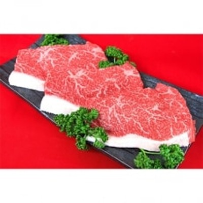 登米産黒毛和牛 いちぼステーキ 500g(約170g×3枚)