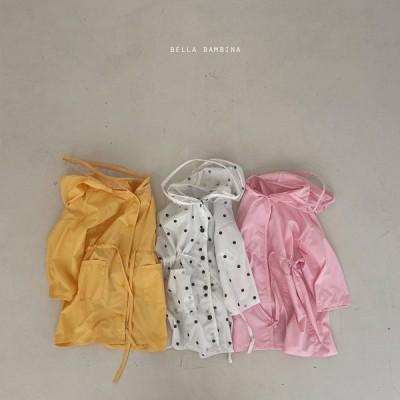 bella rain coat 韓国子供服 レインコート BELLA BAMBINA