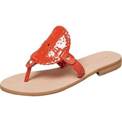 ジャックロジャース Georgica Patent Sandal レディース サンダル Chile