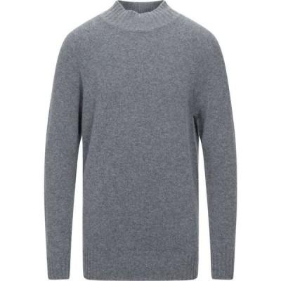 ドルモア DRUMOHR メンズ ニット・セーター トップス turtleneck Grey