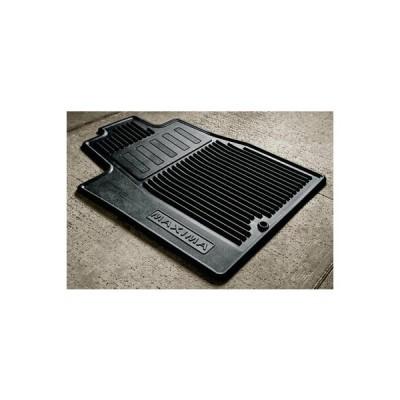 Genuine Nissan Floor Mats All Season 999E1-MV000BK