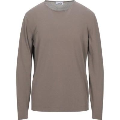 サン モリッツ S. MORITZ メンズ ニット・セーター トップス sweater Khaki