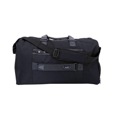 【ビークローバー】 w*lt BELTEDシューズポケット付きジムバッグ ユニセックス ブラック F(フリー) BCLOVER