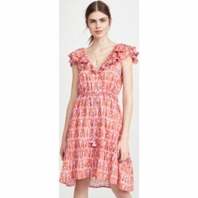 フィグ Figue レディース ワンピース ワンピース・ドレス Tahlia Dress Toledo Ikat Pink