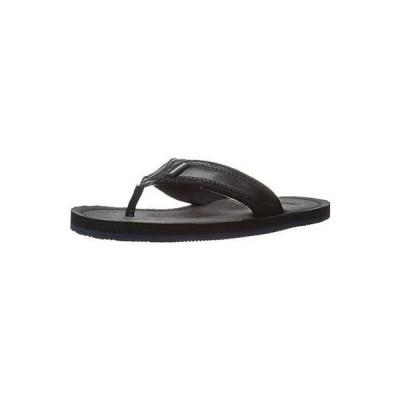 ノーティカ サンダル ビーチサンダル Nautica TAYRONA メンズ Tayrona Flip Flop Black