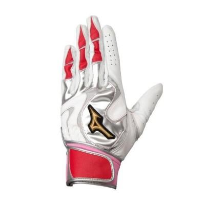 ミズノ(MIZUNO) ミズノプロ打者用手袋(両手用) モーションアークMF 菊池モデル 1EJEA08503