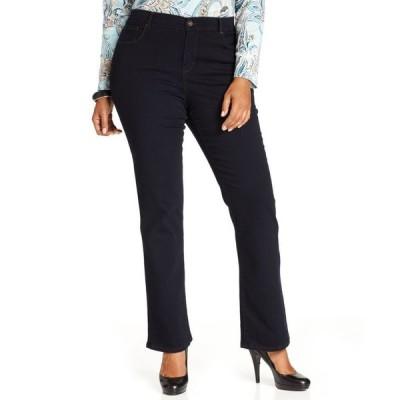 スタイルアンドコー レディース デニムパンツ ボトムス Plus & Petite Plus Size Tummy-Control Bootcut Jeans