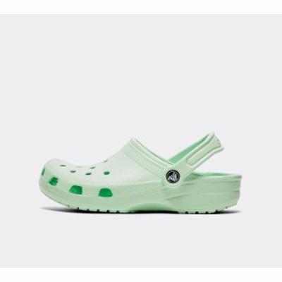 クロックス Crocs レディース クロッグ シューズ・靴 classic clog Neo Mint