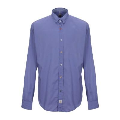 PANAMA シャツ モーブ XL コットン 100% シャツ
