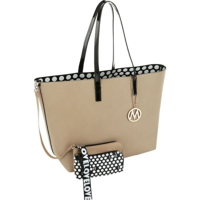MKFコレクション メンズ トートバッグ バッグ Taylor Reversible Shopper Tote with Wallet Pouch