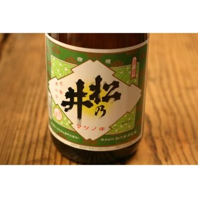 【松乃井酒造】松乃井 普通酒 720ml